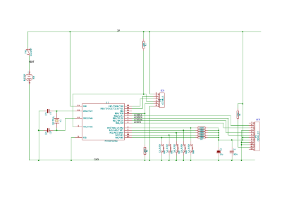 PIC Blitz circuit diagram